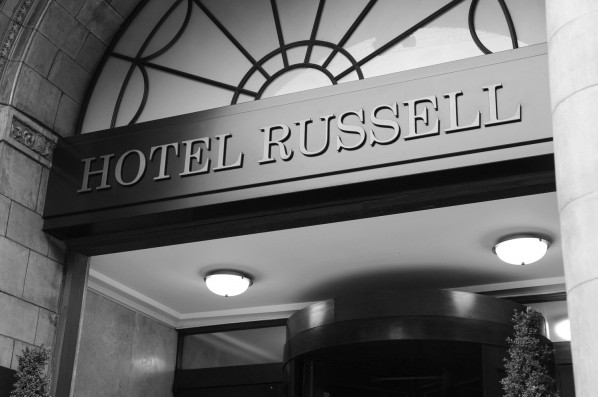Russell Hotel London