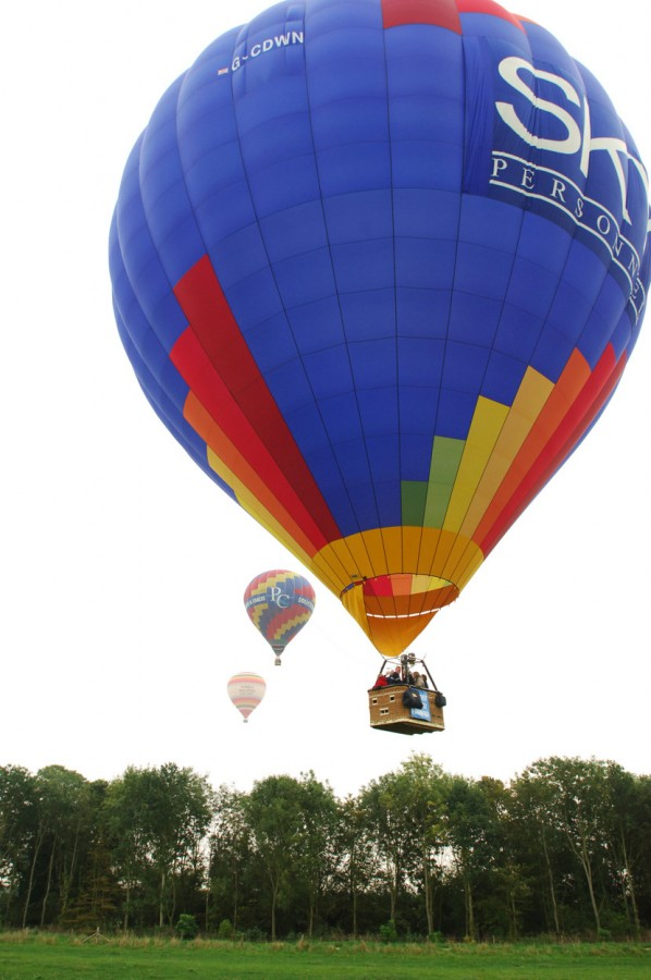 Balloons, Public Relations, Event